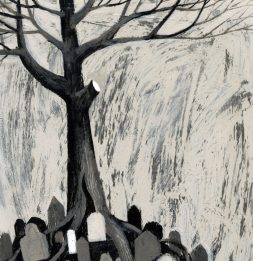 ANYTHING THAT ISN'T THIS - the graveyard tree