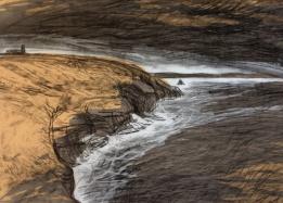 Tintagel cliffs