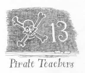 Pirate Teachers