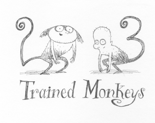 Trained Monkeys