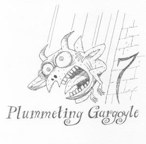 Plummeting Gargoyles